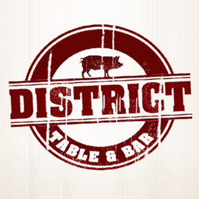 District Table Logo