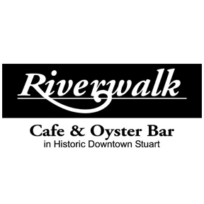 Riverwalk Cafe and Oyster Bar Logo