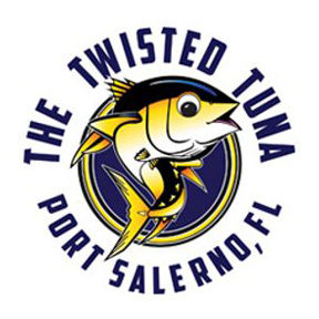 The Twisted Tuna Logo