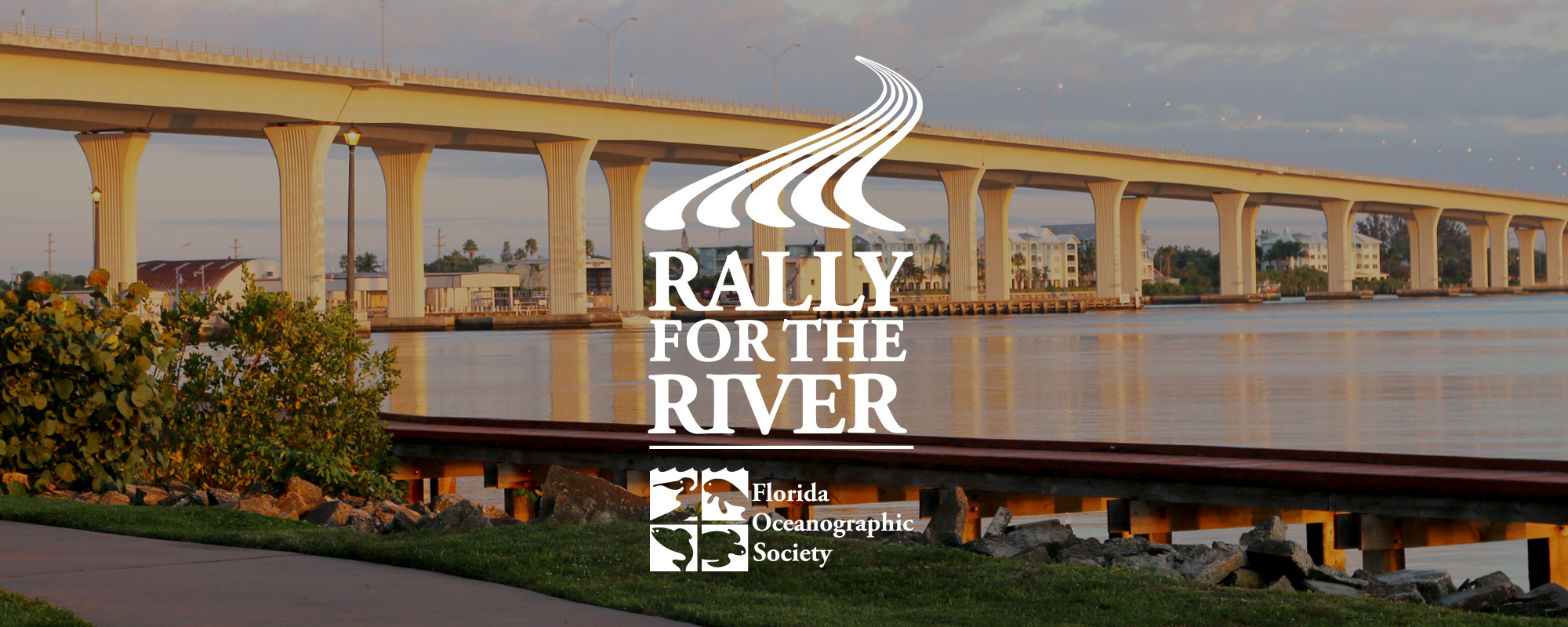 rally for the river logo and photo