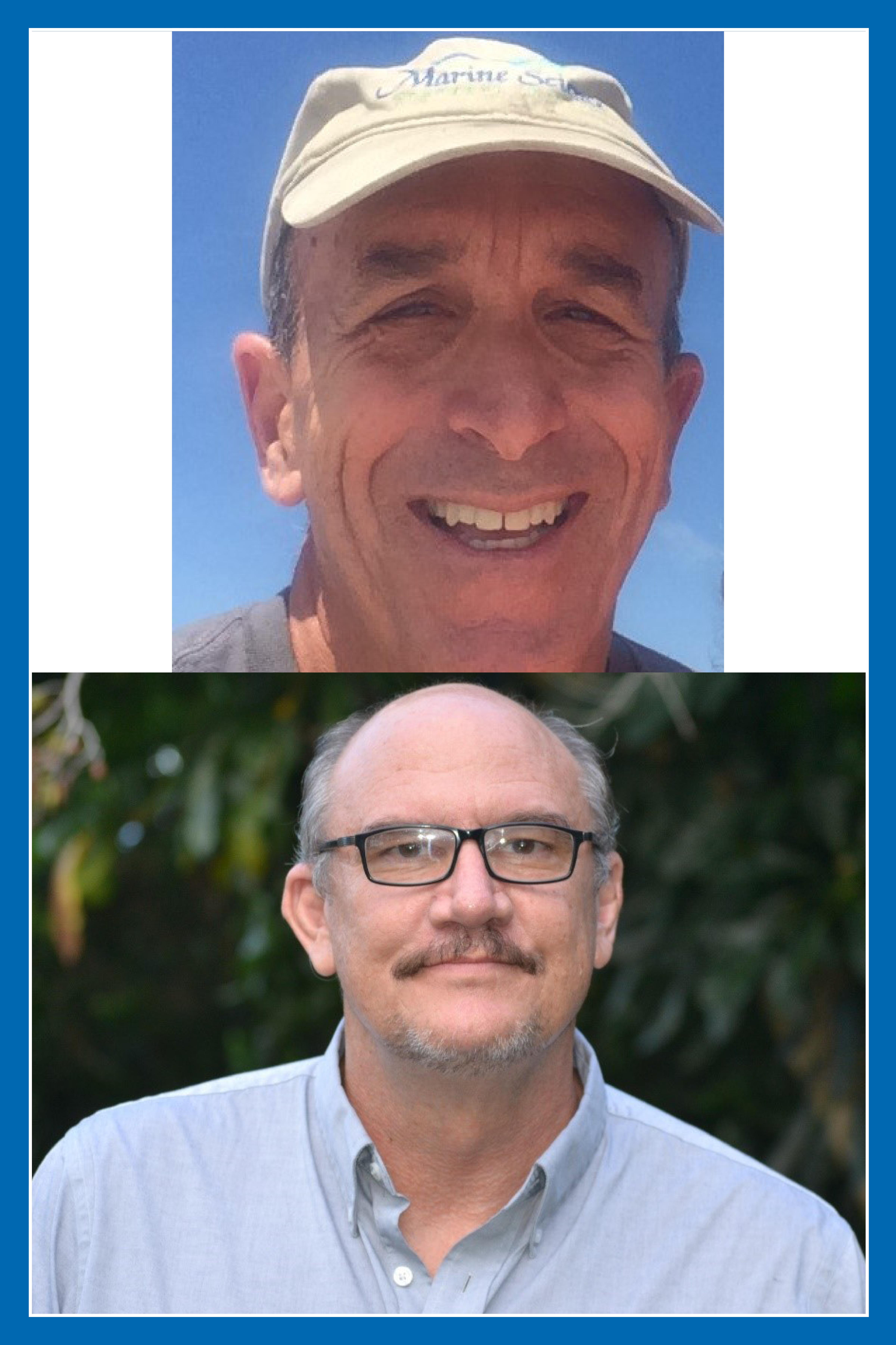 Dan McCarthy and Ken Lindeman