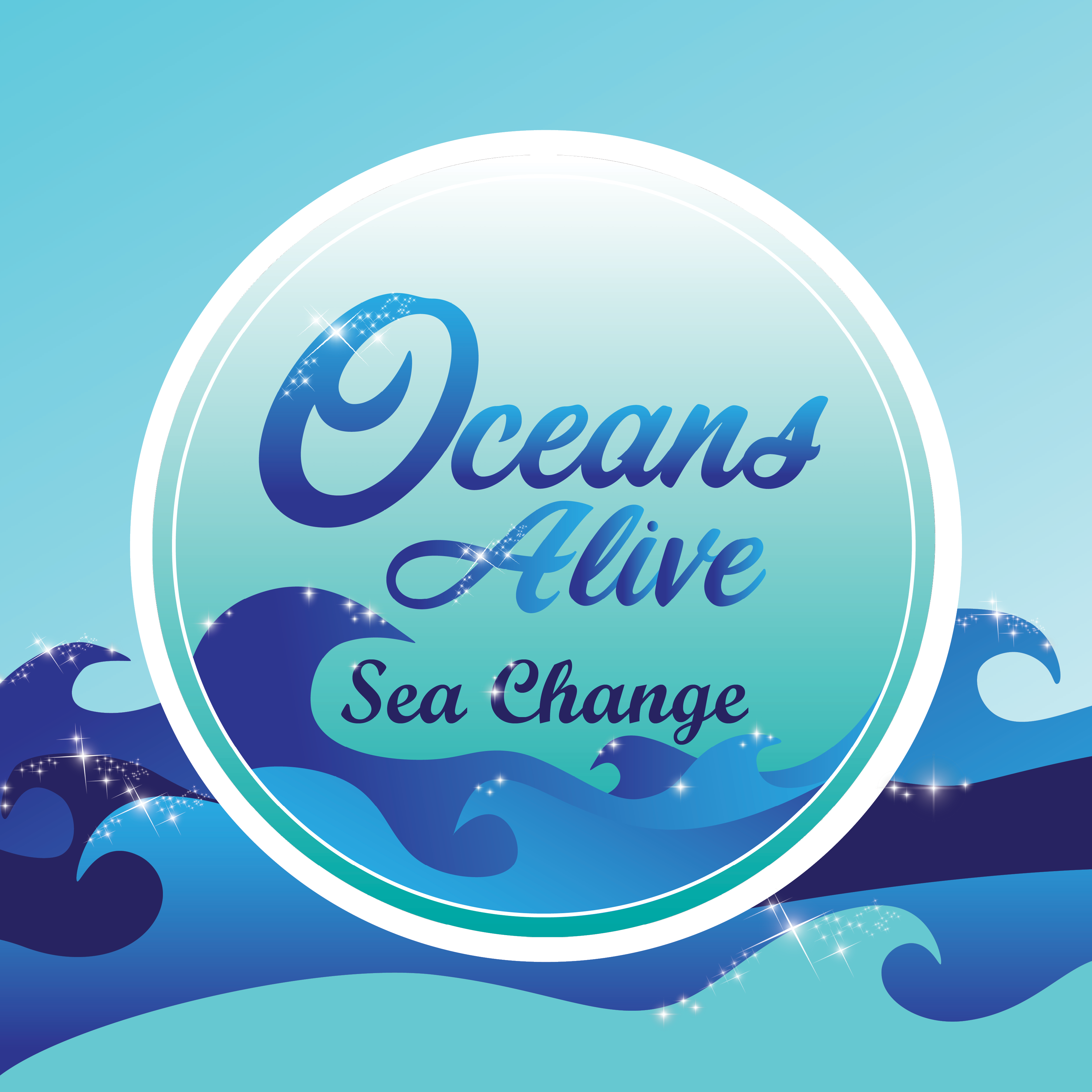 Oceans Alive Sea Change logo