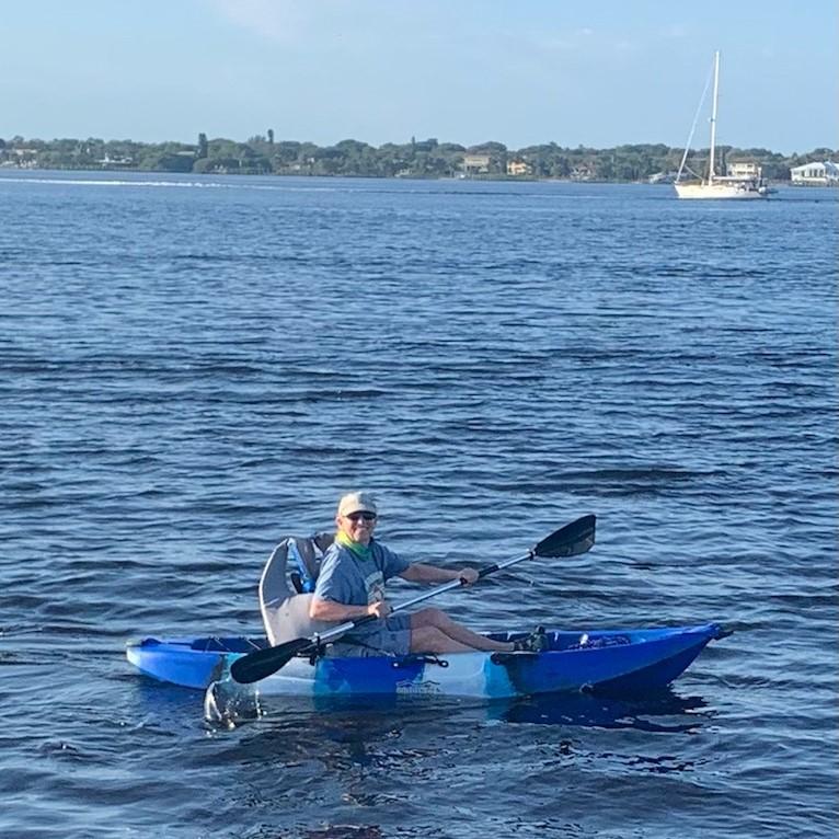 barbara kayak